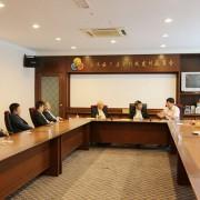 拜访马来西亚五金机械建材总商会