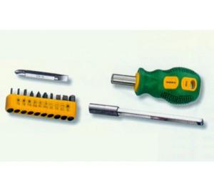 W0211 12件套组合螺丝批010 燕平机电