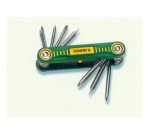 W0407 8件套折叠式组合螺丝批013 燕平机电