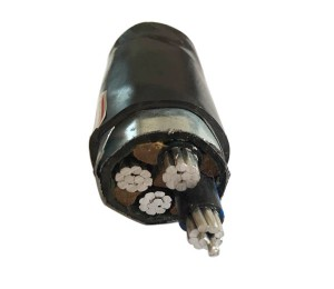 联锁铠装无护套铝合金电缆 侨光电线电缆