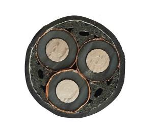 交联聚乙烯绝缘铝合金电力电缆 侨光电线电缆