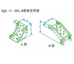 XQJ-P-05A、B型垂直弯