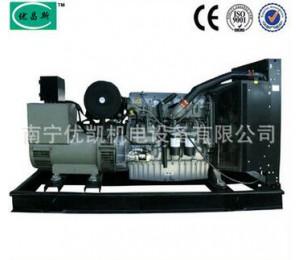 帕金斯柴油发电机组220kw  优凯机电