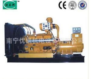 300KW上海申动柴油发电机组  优凯机电