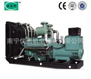 无锡动力系列柴油发电机组180kw  优凯机电