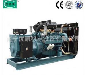 山柴油发电机组265kw 优凯机电