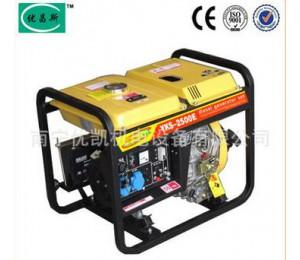 小型开架柴油发电机组