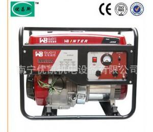 万邦国际小型家用汽油发电机组5KW 优凯机电
