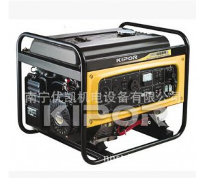开普汽油发电组4.5KW  优凯机电