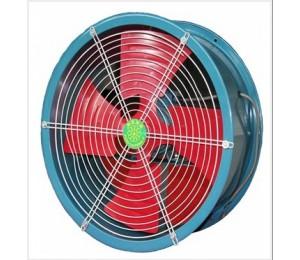 SF型低噪声轴流式通风机-大速机电