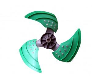环保空调三叶风叶-沃尔美电气