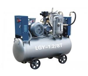 LGYT矿用系列螺杆空气