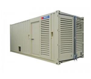 300GF静音箱发电机组-通力商贸