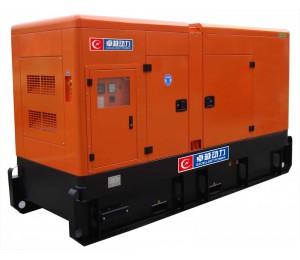 150GF静音箱发电机组-通力商贸