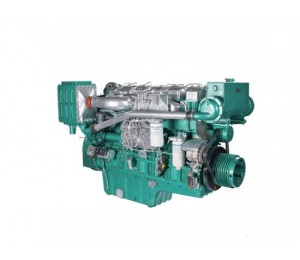 YC6T系列发电用发动机-通力商贸