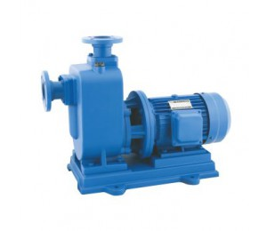 ZW系列自吸污水泵-楚