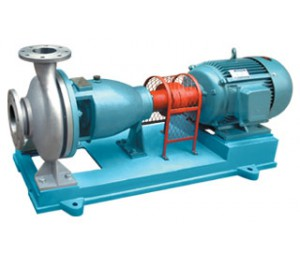 CYIH冲压化工离心泵-永发泵阀
