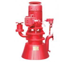 WFB型立式多级消防泵-永发泵阀