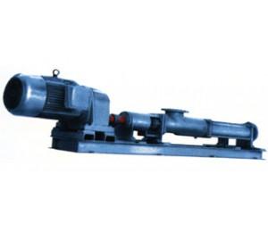 G型螺杆泵-永发泵阀