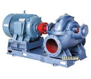 SH型单级双吸中开泵-永发泵阀