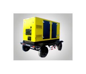 移动静音发电机组-凯晨电力设备