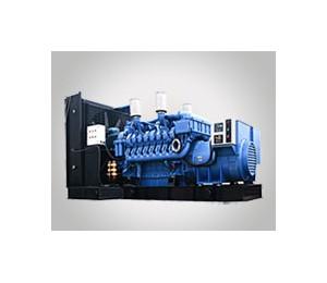 奔驰柴油发电机组-凯晨电力设备