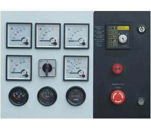 四保护控制屏(机组标准配备)-俊鼎发电设备南宁销售中心