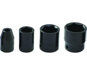 黑色气动套筒(鉻钒钢)-浦京五金工具