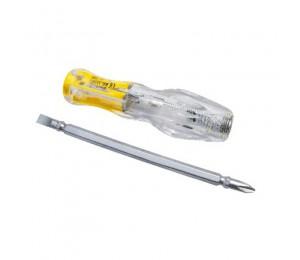 水晶两用测电笔-海洋五金工具