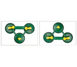 玻璃吸盘器绿色款-海洋五金工具