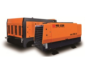 中小型柴动移动螺杆空气压缩机-永富田工贸