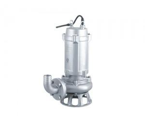 WQF国标型不锈钢潜水排污泵-令美机电配件