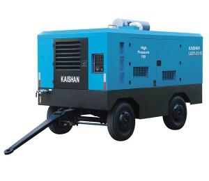 移动式螺杆空气压缩机(包括电移和柴移) -沃格机电设备