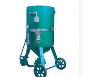 移动喷砂机-沃格机电设备