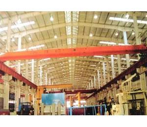 LX电动单梁悬挂起重机-盛工起重机械