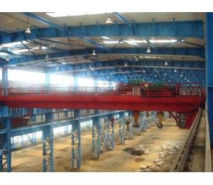 QY5-10吨绝缘桥式起重机-盛工起重机械