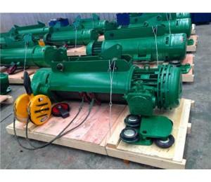 BCD型钢丝绳防爆电动葫芦-盛工起重机械