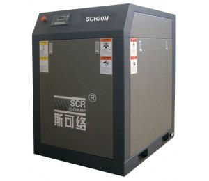 斯可络SKR30低噪音螺杆式空压机-南宁东博空压机钻机维修