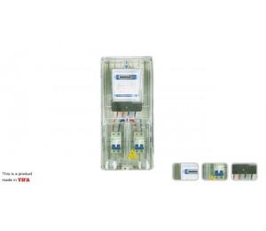 YFS-01D1D单相电表箱-中国伊发控股集团