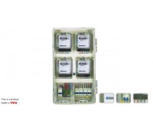 YFS-04A1D上下结构电表箱-中国伊发控股集团