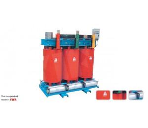 SC(B)9-30~2500/10 环氧树脂浇注干式电力变压器-中国伊发控股集团