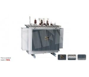 S9 型双绕组无励磁调压油浸式配电变压器-中国伊发控股集团