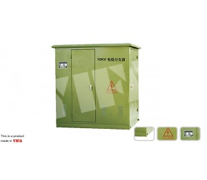 DFW8-12/630 SF6六氟华硫负荷开关电缆分接箱-中国伊发控股集团