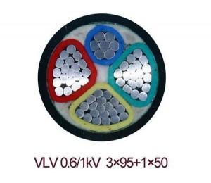 塑力电缆VLV-富羽电缆