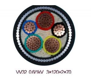 塑力电缆VV32-富羽电缆