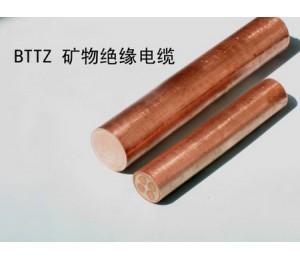 矿物质绝缘耐火电缆BTTZ-富羽电缆
