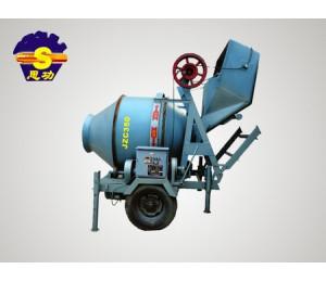 JZC350混凝土搅拌机-强瀚建筑机械