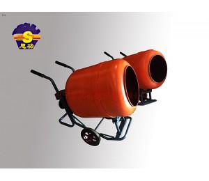 移动式小型混凝土搅拌机-强瀚建筑机械