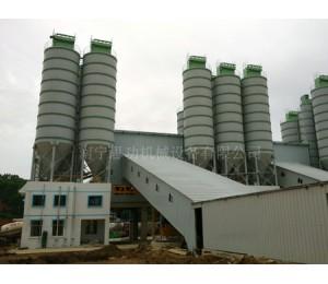 HZS系列混凝土搅拌站-强瀚建筑机械