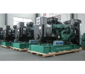 百威-沃尔沃系列发电机组-勃道机电设备